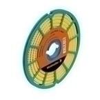 Маркировка кабеля CableLine 2.5-5мм (9x4.2мм, желтый) CLI/C/1/9/GE/SW/PEN/CD