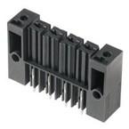 розеточная колодка (фланец на винтах/с фиксатором) omnimate power hp BVL/7.62HP/06/180SFI/3.5SN/BK/BX