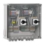 Фотоэлектрическое оборудование PV/DC/3INx2/2SW/2MPPT/2SPD/CG/1000V