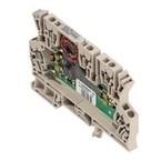 Гальваническая развязка MCZ: самое компактное решение MCZ/CCC/0/20mA/0/20mA
