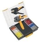 Набор инструмента для обжима наконечников CRIMP SET PZ 4 D