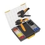 Набор инструмента для обжима наконечников CRIMP SET PZ 6 ROTO L D