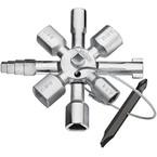 Ключи для электрошкафов Knipex TwinKey, 92 мм