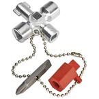 Ключи Knipex для электрошкафов, 44 мм