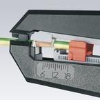 Автоматический инструмент Knipex для удаления изоляции, 180 мм