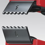 1 пара запасных ножей для Knipex KN-1511120, диаметр кабеля 1,0 мм