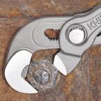 Переставные черненые клещи Knipex, 250 мм