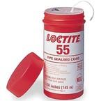 Герметизирующая нить для газа и питьевой воды Loctite 55, 150 м (1353983)