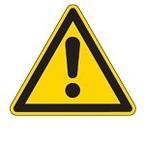 Преднапечатанные знаки маркировки опасных грузов Brady PIC 667 по NFPA, пиктограмма-ромб, B-7525 алюминиевая пластина, 300 × 300 мм, 1 шт.