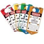 Знаки предупреждающие Brady danger highly flaммable gases, 300x250 мм, 1 шт