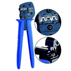 Пресс-клещи Klauke K90MC41 для опрессовки соединителей Multi-Contact MC4, сечение 1,5–4 мм²