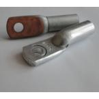 Алюмомедный наконечник под опрессовку «Русмарк» ТАМ 25-8-7 с медным напылением на контактной площадке
