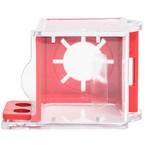 Блокиратор кнопок квадратный средний. Размер: 50x47.3x50 мм.