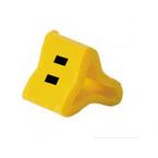 Маркер на провод 0,2-0,75 мм PY 01/3, жёлтый:= К