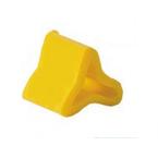 Маркер Partex PY-01 символ «чистый» для диаметра 1,0-2,0 мм, жёлтый, катушка 1000 шт.