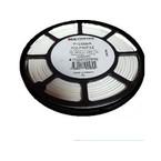 Овальный самогасящийся безгалогеновый профиль POZ для печати кембриков на провода диаметром 2,2-2,8 мм