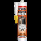 Клей для зеркал каучуковый Soudal 47А 15x300мл (117384)