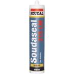Герметик полимерный Soudal 215 LM серый 12x600мл (101010)