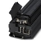 Клеммы для установки предохранителей ST 4-HESILED 24 (6,3X32)