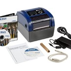 brd198595 - Промышленный принтер BBP12 с ПО WorkStation для маркировки кабеля и провода (PWID Suite)