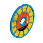 Маркировка кабеля CableLine 2.5-5мм (6x4.2мм, желтый) CLI/C/1/6/GE/SW/74/CD