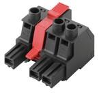 Штекерный соединитель печатной платы BUZ 10.16IT 04 180MF3 AG BK BX