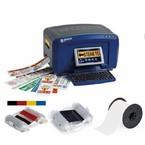 Принтер промышленный для печати и вырубки знаков и этикеток Brady bbp35 для печати знаков и этикеток,клавиатура кириллица