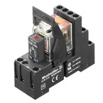 Релейный модуль RIDERSERIES RCM RCMKIT/24VDC/4CO/LED/GN