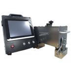 Портативный пневматический ударно-точечный маркиратор RUSMARK PMK-GC02, LCD экран, TX7, окно 130*30м