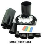 Муфта концевая с 5 токопроводящими жилами до 1 кв без брони Berman 5пкв(н)тп-1-70/120(б) без брони (ber00127)