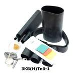 Муфта концевая с 3 токопроводящими жилами на кабель до 1 кв с броней Berman 3кв(н)тпб-1-70/120 (ber00199)