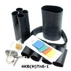 Муфта концевая с 4 токопроводящими жилами на кабель до 1 кв с броней Berman 4кв(н)тпб-1-16/25 (ber00205)