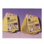 Этикетки Brady WOB-820-G.M.R. / 20x8мм