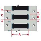 Маркер термоусадочный Brady 3ps-187-2-bk-s-4, 25.4x8.5 мм, 2000 шт