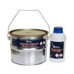 Металлополимер Chester Surface Protector DSL***** жидкий, защитное покрытие от коррозии для металла/бетона, без краски, длительное время схватывания, упаковка 2x2,5 кг