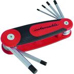 Комплект складной Intercable hex-keys, Комплект