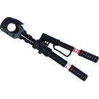 Ручной гидравлический инструмент для резки кабеля до 50мм (сталь, ACSR, медь, алюминий), с кейсом
