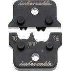 Пресс-матрица для трубчатых кабельных наконечников Intercable, 10-16 мм2