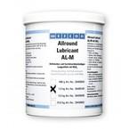 Weicon AL-M - Смазка устойчивая к давлению с молибденом al-m 1000, mos3, Черный, 1кг.
