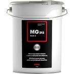 EFELE MG-212 - Пластичная смазка с EP присадками и дисульфидом молибдена (Ведро, 5кг)