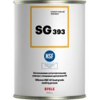 EFELE SG-393 - Пластичная смазка силиконовая с пищевым допуском H1 (18 кг)