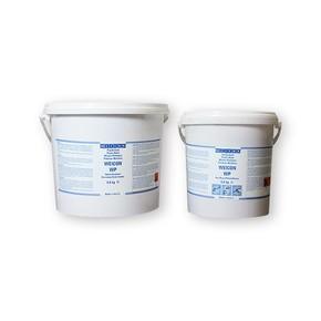 Weicon WP  - Композит эпоксидный с керамикой wp, металлополимер, 10кг.