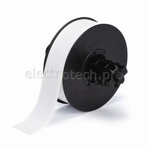 Морозостойкий белый полиэстер B30C-1125-549-WT, 28,58 мм * 30,48 м (BBP31/33/35/37)