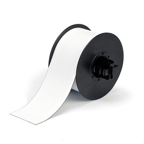 Магнитная белая лента без адгезива B30C-2500-509-WT, 63,5 мм * 7,62 м (BBP31/33/35/37)