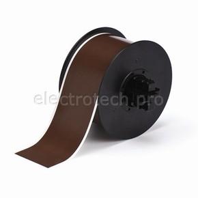 Высококачественный полиэстер B30C-2250-569-BR, коричневый, 57,15 мм * 30,48 м (BBP31/33/35/37)