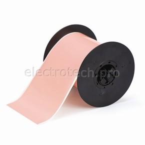 Высококачественный полиэстер B30C-4000-569-PK, розовый, 101,6 мм * 30,48 м (BBP31/33/35/37)