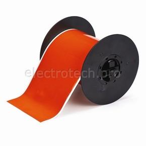 Светоотражающая оранжевая лента B30C-4000-584-OR, 101,6 мм * 15,24 м (BBP31/33/35/37)