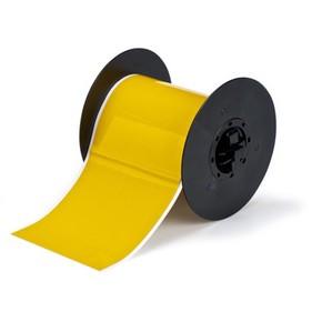 Светоотражающая жёлтая лента, 101,6 мм * 15,24 м (BBP31/33/35/37)