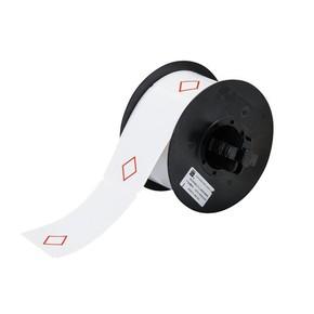 Белый винил B30C-3000-7569-WT, 75 мм * 30 м (BBP31/33/35/37)
