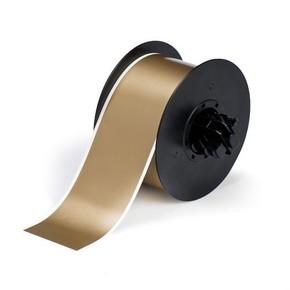 Золотой винил для маркировки внутри/снаружи помещения B30C-2250-595-GD, 57,15 мм * 30,48 м (BBP31/33/35/37)
